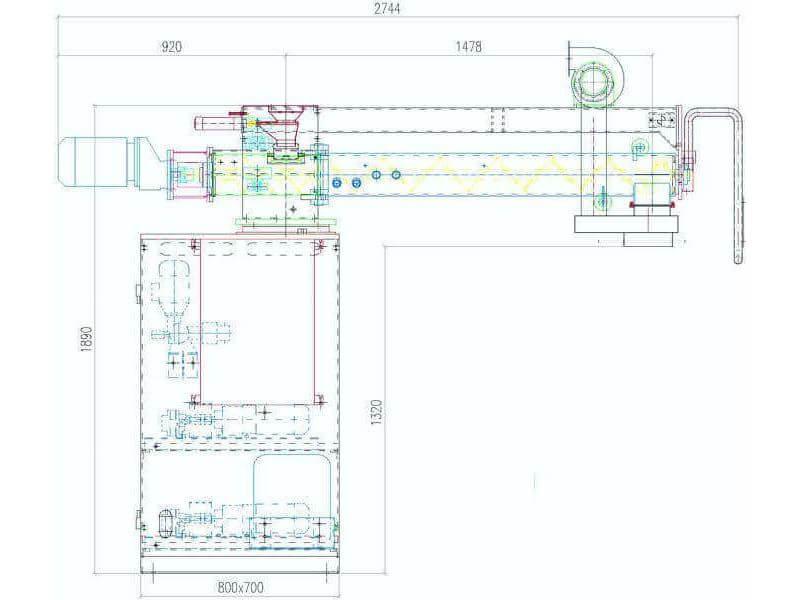 Mezclador-Sogemi-STK-5P-arena-dipromet-MAC-536_Configuracion